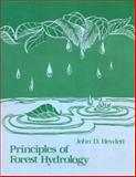 Principles of Forest Hydrology, Hewlett, John D., 0820323802