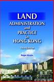 Land Administration and Practice in Hong Kong, Nissim, Roger, 9888083805