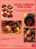 Meat, Poultry and Game : Supplement to the Composition of Foods, McCance, Robert Alexander and Widdowson, Elsie M., 0851863809