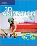 3d Animation for Teens, Magee, Robert J., 1598633805