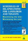 Schedules of Dilapidations DVD : Maximising the Bite - Minimising the Cost, Vegoda, Victor, 1898383804