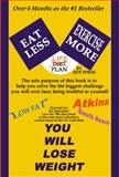 Eat Less, Exercise More, Spiess, Jeff, 0976063808