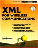 XML for Wireless Communication, Evdemon, John, 0071383808
