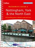 Nottingham, York and the North East, Collins Maps Staff and Nicholson Collins, 0007493800