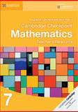 Cambridge Checkpoint Mathematics Teacher's Resource 7, Greg Byrd and Lynn Byrd, 1107693802