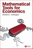 Mathematical Tools for Economics, Turkington, Darrell A. and Bertola, Giuseppe, 1405133805