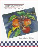 Personal Nutrition, Boyle, Marie A. and Zyla, Gail, 0314063803
