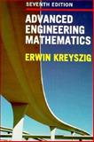 Advanced Engineering Mathematics, Kreyszig, Erwin, 0471553808