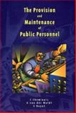 The Provision for Maintenance of Public Personnel 9780702143809