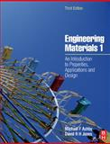 Engineering Materials 1 : An Introduction to Properties, Applications and Design, Ashby, Michael F. and Jones, David R. H., 0750663804