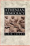 Athenian Democracy, Jones, A. H. M., 0801833809