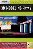 Exploring 3D Modeling with Maya 6, Beckmann, Patricia and Wells, Scott, 1401843808