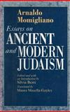 Essays on Ancient and Modern Judaism 9780226533810