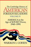 Cambridge History of American Foreign Relations