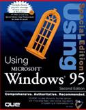 Using Windows 95, Person, Ron and Voss, Robert, 0789713810