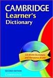 Cambridge Learner's Dictionary, , 0521543819