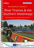 River Thames and Southern Waterways, Collins Maps Staff, 0007493819