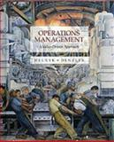 Operations Management 9780256123814