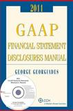 GAAP Financial Statement Disclosures Manual, Georgiades, George, 0808023810