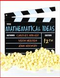 Mathematical Ideas, Heeren, Vern E. and Hornsby, John, 0321693817