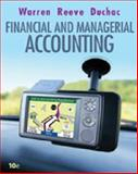 Financial and Managerial Accounting, Warren, Carl S. and Reeve, James M., 0324663811