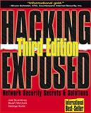 Hacking Exposed : Network Security Secrets and Solutions, McClure, Stuart and Scambray, Joel, 0072193816