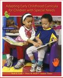 Adapting Early Childhood Curricula for Children with Special Needs, Cook, Ruth E. and Klein, M. Diane, 0131723812