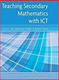 Teaching Secondary Mathematics with ICT, Johnston-Wilder, Sue and Pimm, David, 0335213812