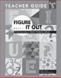 Figure It Out : Book 5, Cohen, San R., 0760923817
