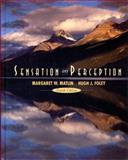 Sensation and Perception, Matlin, Margaret W. and Foley, Hugh J., 0205263828