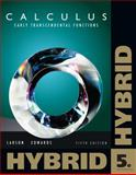 Calculus : Early Transcendental Functions, Hybrid, Larson, Ron and Edwards, Bruce H., 1133103820