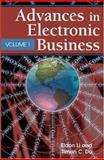 Advances in Electronic Business, Li, Eldon and Du, Timon C., 1591403820
