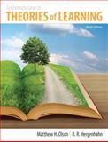 Introduction to the Theories of Learning 9th Edition