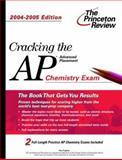 Cracking the AP Chemistry, Paul Foglino, 0375763821