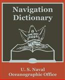 Navigation Dictionary, U.S. Naval Oceanographic Office, 1410203824