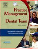 Practice Management for the Dental Team, Finkbeiner, Betty Ladley and Finkbeiner, Charles Allan, 0323033822