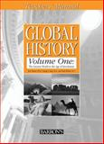Global History, Jerry Weiner and George A. Hero, 0764133829