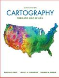 Cartography: Thematic Map Design, Dent, Borden and Torguson, Jeff, 0072943823