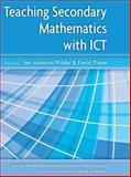 Teaching Secondary Mathematics with ICT, Johnston-Wilder, Sue and Pimm, David, 0335213820