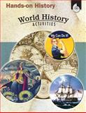 World History Activities, Garth Sundem and Kristi A. Pikiewicz, 1425803822