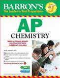 Barron's AP Chemistry with CD-ROM, 7th Edition, Neil D. Jespersen, 1438073828