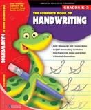 The Complete Book of Handwriting, Vincent Douglas, 156189382X