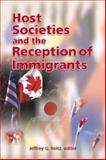 Host Society and the Reception of Immigrants, Reitz, Jeffrey G., 0970283830