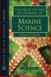 The Facts on File Dictionary of Marine Science, Charton, Barbara, 0816063834