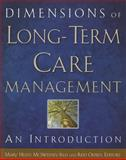 Dimensions of Long-Term Care Management : An Introduction, McSweeney-Feld, Mary Helen and Oetjen, Reid, 1567933831