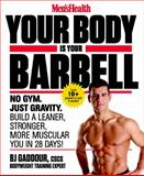 Your Body Is Your Barbell, CSCS, BJ Gaddour, 1623363837