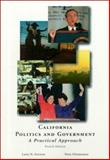 California Politics and Government : A Practical Approach, Gerston, Larry N. and Christensen, Terry, 0030193834