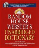 Random House Webster's Unabridged Dictionary and CD-ROM Version 3.0, RH Disney Staff, 0375403833