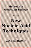 New Nucleic Acid Techniques, , 1489943838
