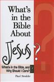 What's in the Bible about Jesus?, Abingdon, 0687653835